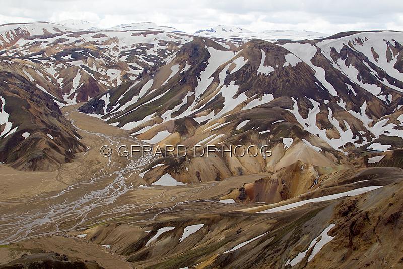 Landmannalaugar. (IJsland)